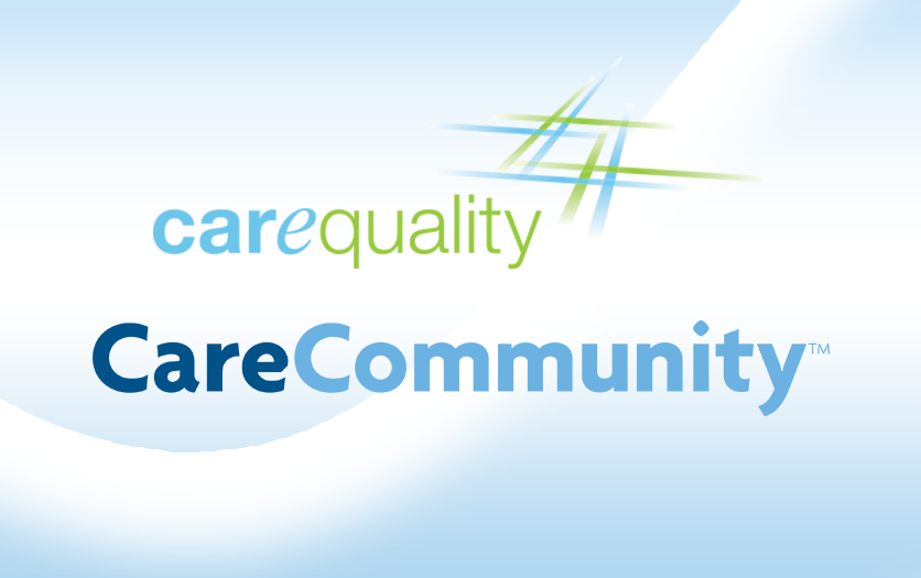 CareCommunity And Carequality Accelerate Access To The Personal Health Record